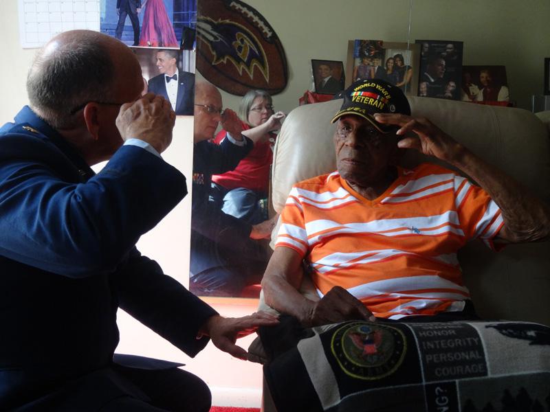 Word War II Veteran