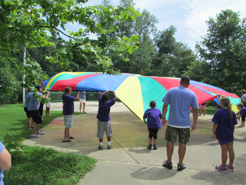 Children's Programs Huge Kite
