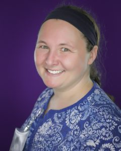 Brooke Clow, Hospice Aide
