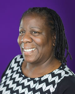 Lisa Washington, Hospice Aide