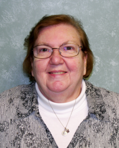 Peggy Braham, Executive Assistant