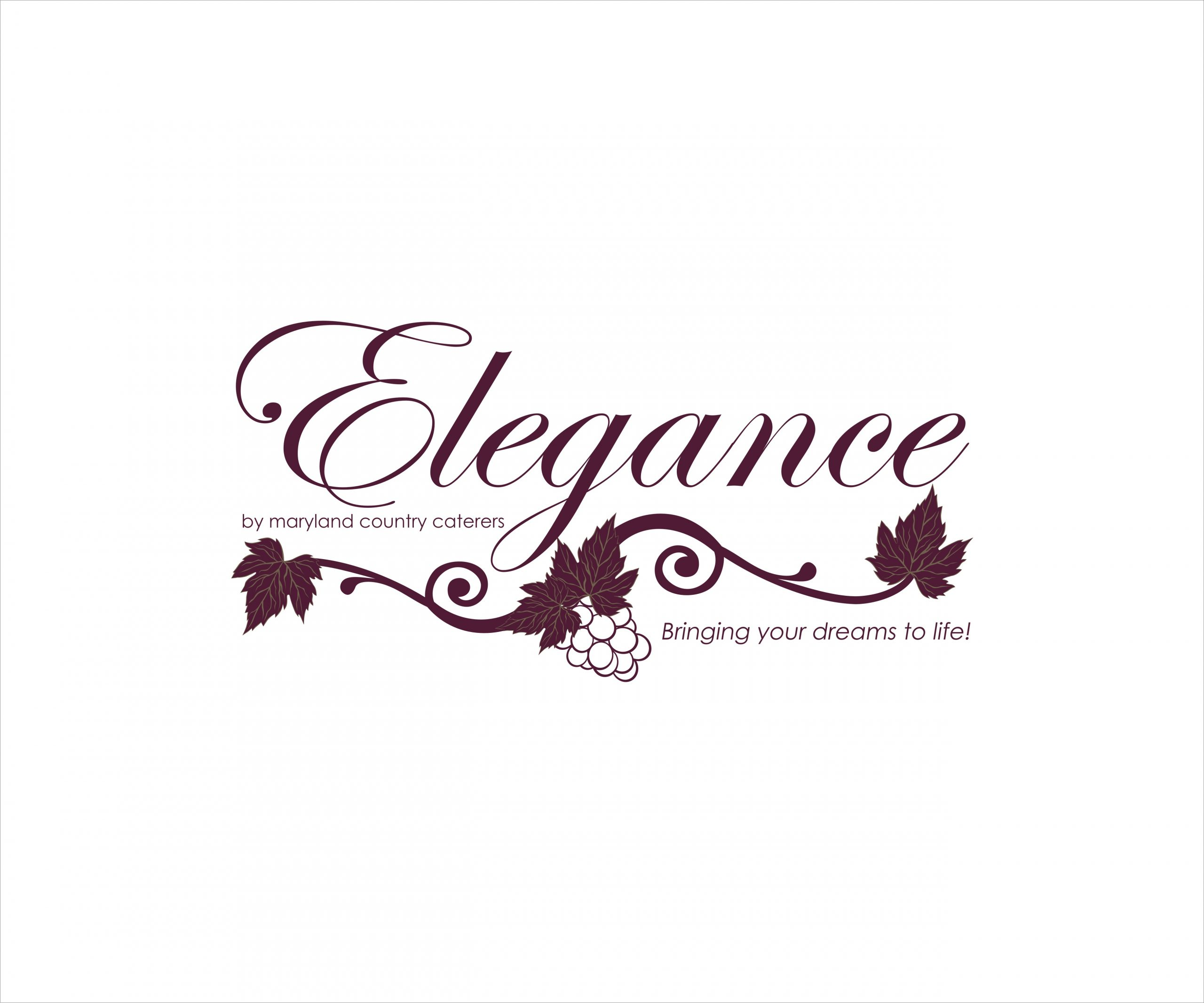 Elegance by Maryland Country Caterers logo