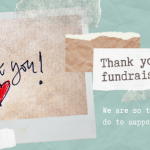 Fundraiser thanks end of year 2019